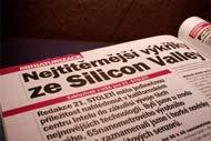 Pochybný článek zvýletu Pavla Přeučila do Silicon Valley vUSA
