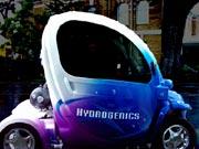 Malé auto na vodík