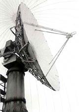 Klasický stacionární radar