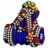 Molekulový stroj