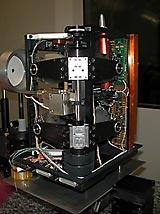 Fourierův spektrometr sondy Mars Express