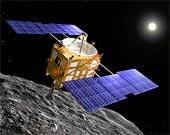 Sonda Hayabusa na asteroidu Itokawa