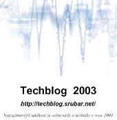 Archív Techblogu za rok 2003