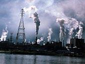 Znečištěné životní prostředí